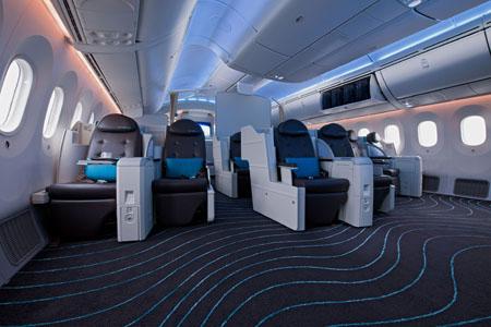 787 ZA003 World Tour Plane PhotographyK65508-02