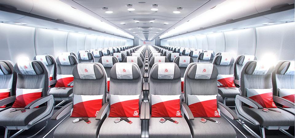 Air Berlin economy