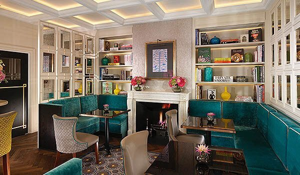 The Drawing room, Flemings Mayfair